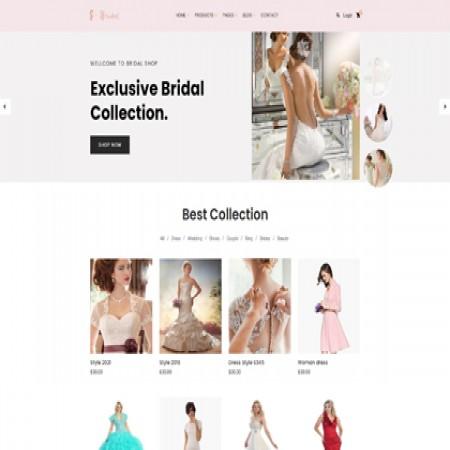 外贸婚纱礼服网站